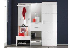 Прихожая Нью-Йорк 5 МДФ - Мебельная фабрика «Фиеста-мебель»