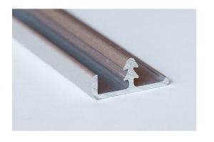 Фасадный рамочный врезной профиль 2007 - Оптовый поставщик комплектующих «Хит-Профиль»