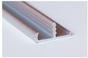 Фасадный рамочный врезной профиль 2007/3 - Оптовый поставщик комплектующих «Хит-Профиль»