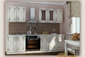 Прямая кухня Техно - Мебельная фабрика «C&K»