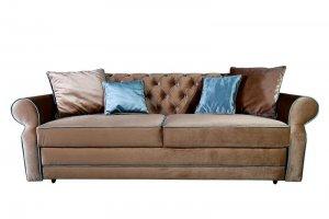 Прямой диван 163 - Мебельная фабрика «Мега-Проект»