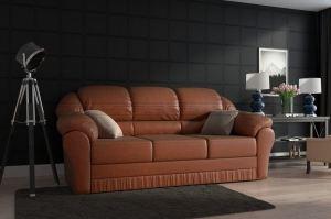 Прямой диван Болеро - Мебельная фабрика «Полярис»