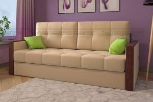 Прямой диван Диамант А - Мебельная фабрика «Полярис»