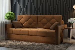 Прямой диван Диамант Б - Мебельная фабрика «Полярис»