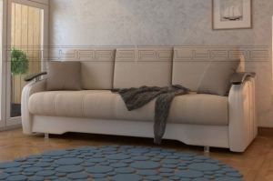 Прямой диван Джессика - Мебельная фабрика «Полярис»