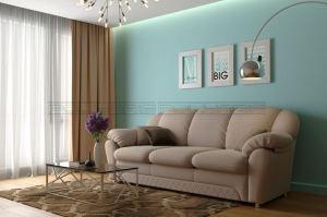 Прямой диван Кассандра - Мебельная фабрика «Полярис»