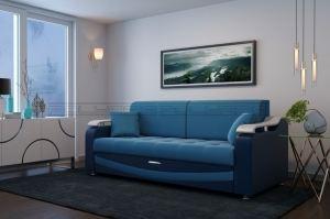 Прямой диван Манго А - Мебельная фабрика «Полярис»