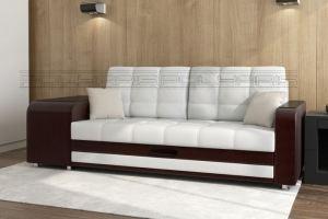 Прямой диван Манго Б со столом - Мебельная фабрика «Полярис»