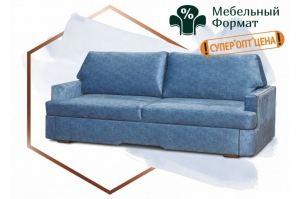 Прямой диван Ника 2 БД - Мебельная фабрика «Мебельный Формат»