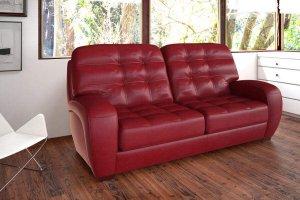 Прямой диван-кровать Соло (2-х местный) - Мебельная фабрика «Фиеста-мебель»