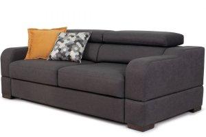 Прямой диван в стиле хай-тек Денвер - Мебельная фабрика «Джениуспарк»