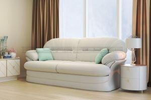 Прямой диван Жемчужина - Мебельная фабрика «Полярис»