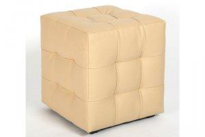 Пуф кубик-рубик Бежевый - Мебельная фабрика «7А»