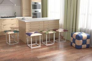 Пуф Трансформер 5 табуретов - Мебельная фабрика «Полярис»