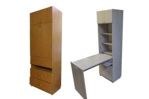 Секретер 012.4 - Мебельная фабрика «МЕБЕЛов»