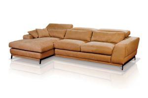 Угловой диван Бумер с оттоманкой - Мебельная фабрика «ИСТЕЛИО»