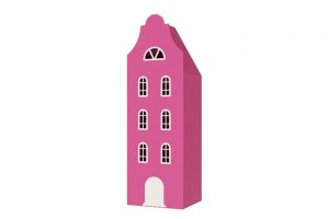 Шкаф-домик-4 Амстердам - Мебельная фабрика «Мандарин»
