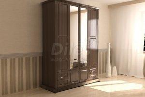 шкаф из массива Виктория - Мебельная фабрика «Diles»