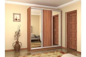 Шкаф-купе 3х дверный - Мебельная фабрика «Вельвет»