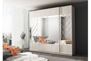 Шкаф-купе Aristo Nova 7 - Мебельная фабрика «Континент»