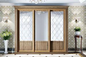 Шкаф-купе Manhattan - Мебельная фабрика «Висма Мебель»