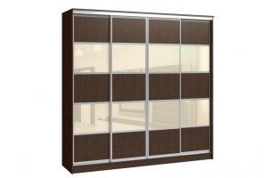 Шкаф-купе ВЕРСАЛЬ 4-х дверный - Мебельная фабрика «Континент»