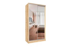 ШКАФ-КУПЕ ВЕРСАЛЬ ЭКО 2 двери 2 зеркала - Мебельная фабрика «Континент»