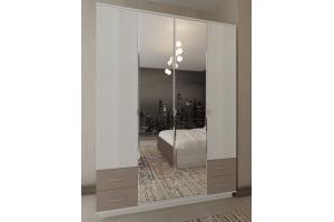 Шкаф Милос 4 - Мебельная фабрика «Атлант»