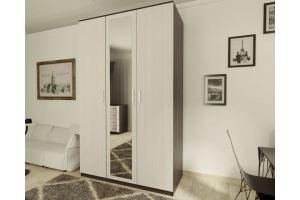 Шкаф распашной Эконом-41 - Мебельная фабрика «Рестайл»
