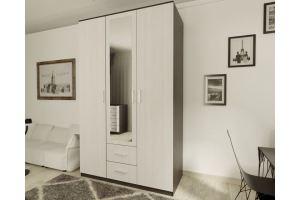 Шкаф распашной Эконом-42 - Мебельная фабрика «Рестайл»