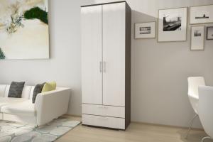 Шкаф в спальню Атлас - Мебельная фабрика «ЛЕКО»