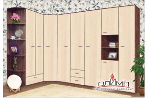 Система шкафов Гранд - Мебельная фабрика «Олимп»