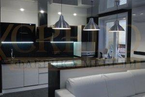 Современная кухня эмаль - Мебельная фабрика «Кредо»