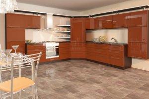 Современная кухня 26 - Мебельная фабрика «Алекс-Мебель»