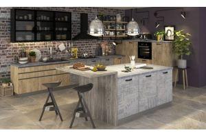 Современная кухня Bozza - Мебельная фабрика «Cucina»