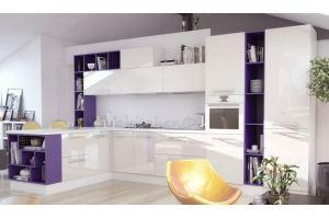 Современная кухня Mix - Мебельная фабрика «ViVakitchen»