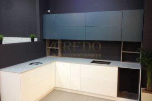 Современная модная кухня Эмаль - Мебельная фабрика «Кредо»