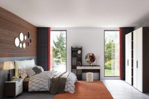 Спальная мебель Turin - Мебельная фабрика «Дятьково»