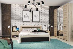 Спальня Афина ясень таормина - Мебельная фабрика «Заречье»