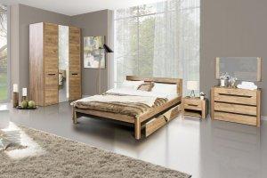 Спальня Афина дуб крафт - Мебельная фабрика «Заречье»