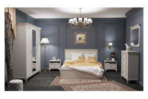 Спальня классическая Агата - Мебельная фабрика «Заречье»