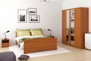Спальня Диона - Мебельная фабрика «Континент-мебель»