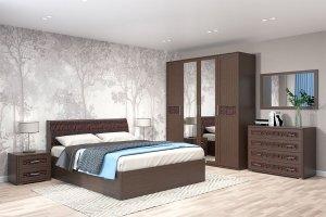 Спальня Кэт 4 вариант 1 - Мебельная фабрика «ДИАЛ»