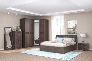 Спальня Кэт 4 вариант 7 - Мебельная фабрика «ДИАЛ»