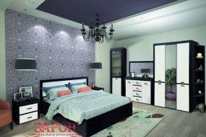 Модульная спальня Мелисса - Мебельная фабрика «Зарон»