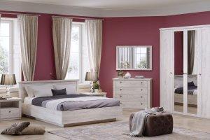Спальня модульная Лючия - Мебельная фабрика «Стайлинг»