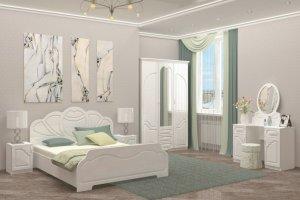 Спальня МДФ Николь - Мебельная фабрика «Д.А.Р. Мебель»