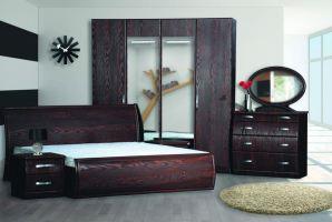 Спальня Модена - Мебельная фабрика «Кубань-мебель»