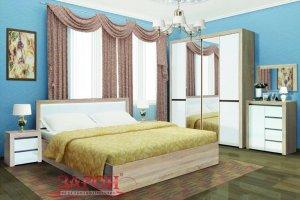 Модульная спальня Селена - Мебельная фабрика «Зарон»