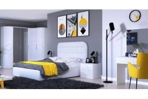 Спальня Шарлен - Мебельная фабрика «Лазурит»